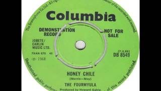 The Fourmyula - Honey Chile