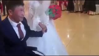 Limon.KG: Инвалидная коляска не помешала отношениям Алинура и Райхан