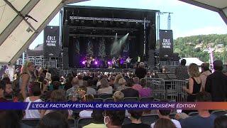 Yvelines | L'Eole Factory Festival de retour pour une troisième édition
