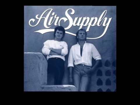 Air Supply -- I'll Be Thinking Of You
