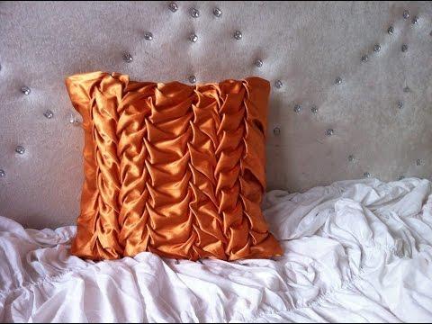 Canadian smocking design for cushion cover & Canadian smocking design for cushion cover - YouTube pillowsntoast.com