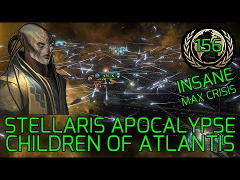 Extinguish the Extinguishers! - Stellaris Roleplay CHILDREN OF ATLANTIS Highest Difficulty #156 |