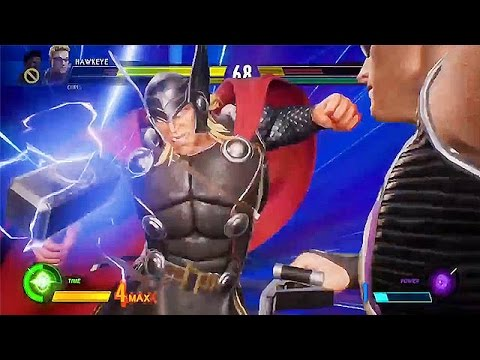 Marvel vs  Capcom Infinite makes big changes in the name of