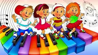Детскотека - Лучшие танцевальные Хиты для детей 5