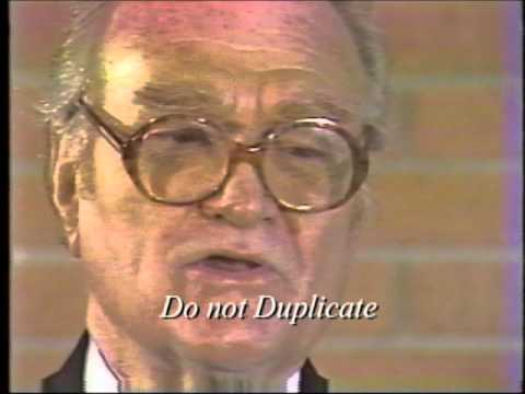 Red Skelton Interview  1981 (Rare) Part 1 of 3 segments