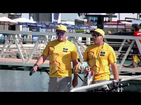 Life at the Extreme - Ep. 15 - 'Los Exploradores' - (ESP) | Volvo Ocean Race 2014-15