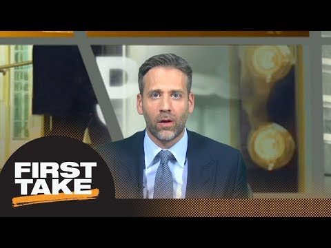 Max: Raptors would beat Cavaliers in 6 games in series right now | First Take | ESPN