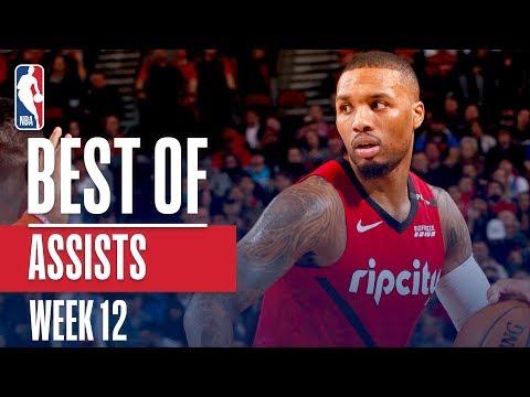 NBA's Best Assists | Week 12 | State Farm