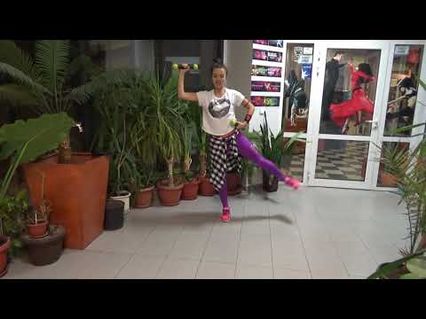 ZUMBA Toning - Jaleo - Nicki Jam ft Steve Aoki - ZIN 78