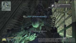 Mw2 - 2 Ways to get out of Skidrow [HD]