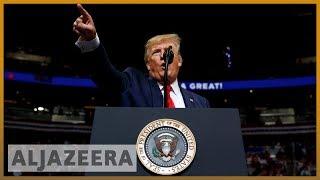 Trump formally kicks off his 2020 re-election campaign