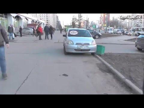 СтопХамСПб - Горе-водители 2017 ГОД!
