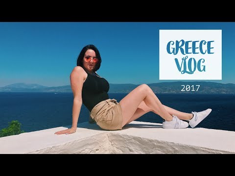 GREECE TRAVEL VLOG: Nafplio, Hydra, Athens