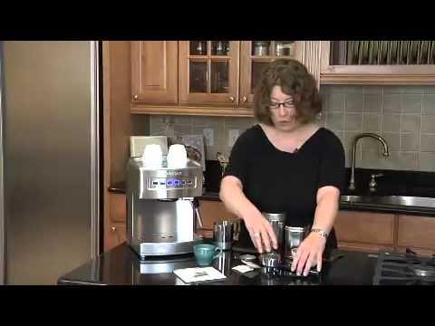 mr coffee 4shot steam espresso machine