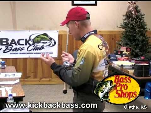 Brent Chapman   Fishing Line Tips