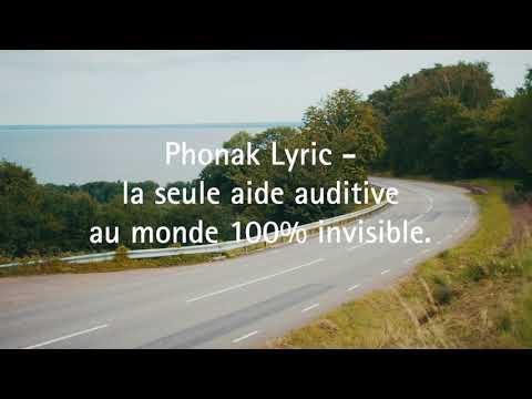 Phonak Lyric - Un son clair et naturel