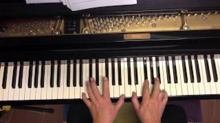 Tutorial piano y voz Esta tarde vi llover (Armando Manzanero)
