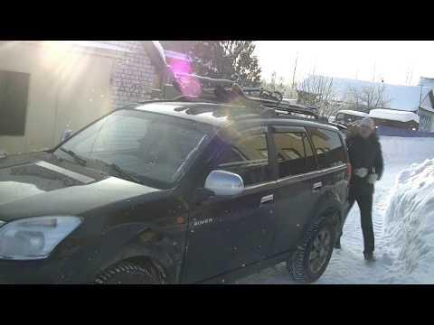 Крепление для перевозки лыж на крыше автомобиля своими руками.