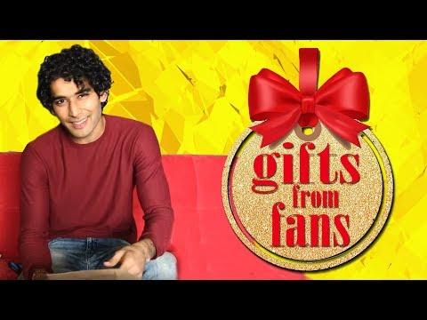 Priyanshu Jora Receives Gifts From   Gift Segment  Telly Reporter