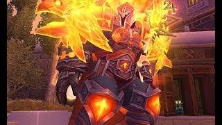 Allods online - Warrior 55 pvp Giradan