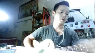 Những lời dối gian guitar (言不由衷)