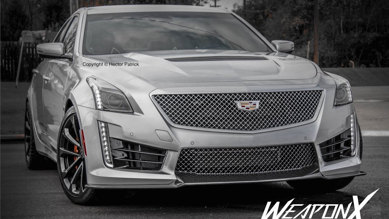 2017 cadillac cts v 800hp on the streets youtube. Black Bedroom Furniture Sets. Home Design Ideas