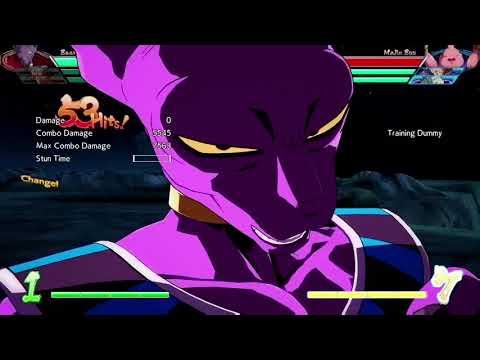 DBFZ All Goku Team Tag Combos+ Extras