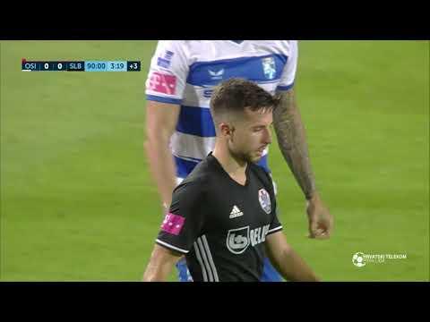 Osijek Slaven Belupo Goals And Highlights
