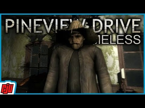 Pineview Drive Homeless Part 3 (Ending) | Indie Horror Game | PC Gameplay Walkthrough