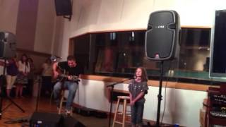 Sarah Hardwig -- Gunpowder and Lead (again) by Miranda Lambert