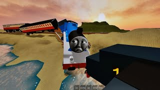THOMAS AND FRIENDS Driving Fails Gordon Plunge into the Water Accidents will Happen