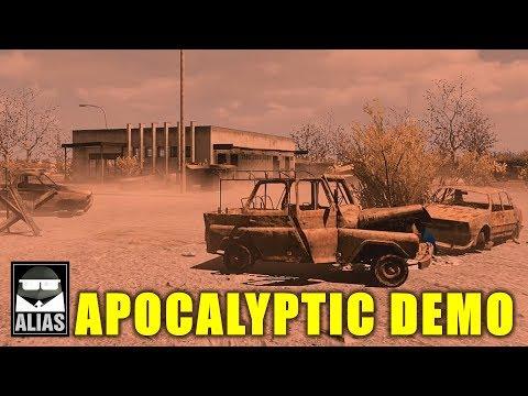 Пост-апокалиптическое демо скрипт