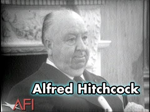 Alfred Hitchcock: Exposition Is A Pill That Must Be Sugar-Coated