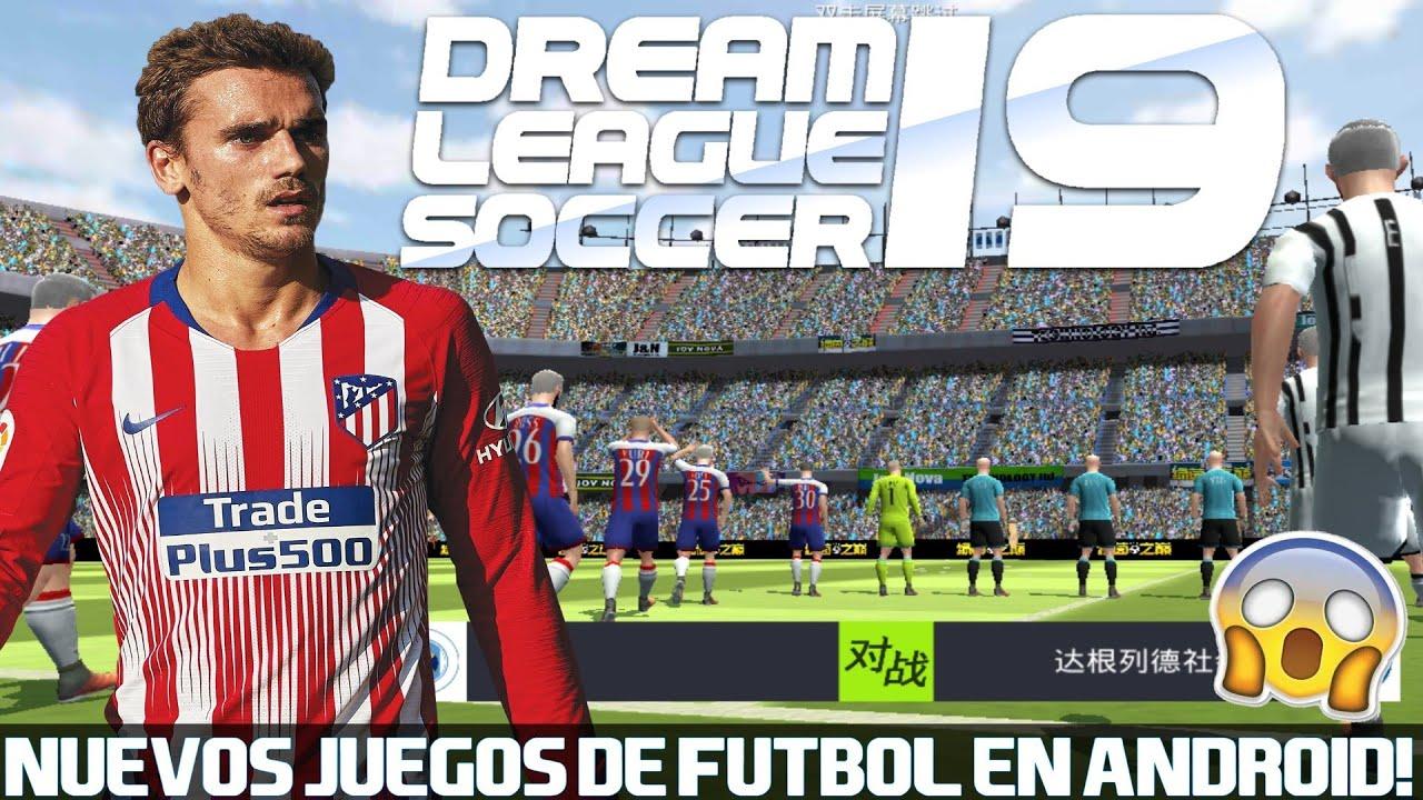 Top 4 Nuevos Juegos De Futbol En Android 2019 El Mejor Ano En La