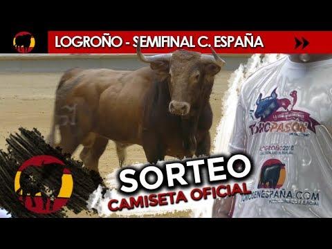 LOGROÑO - Semifinal del CAMPEONATO de ESPAÑA 2018 + SORTEO CAMISETA