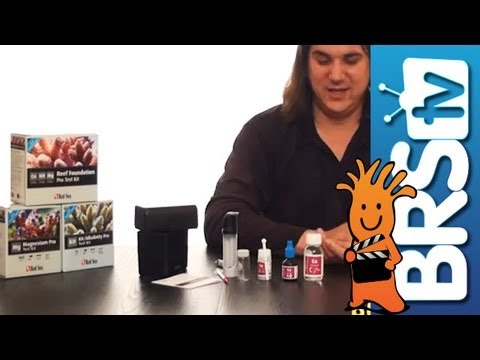 Red Sea Pro Aquarium Test Kit Demo  -  Taking Aquarium Testing Seriously.