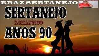 #CD BRAZ SERTANEJO# ROMÂNTICO ANOS 90 PARTE  01