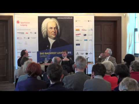 Leipzig Bach Festival: In conversation with Christian Wolff and Lothar Vierhock (English subtitles)