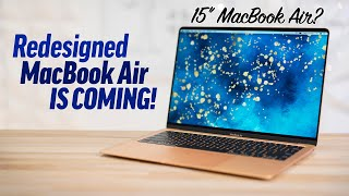 "15"" MacBook Air M2 LEAKS - Everything you NEED to know!"
