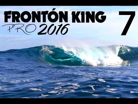 Gran Canaria Fronton King Pro 2016 Highlights day 7
