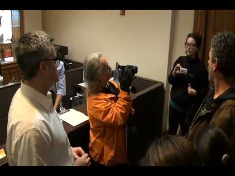 R2DToo Press Announcement and Rally FULL VIDEO City Hall 12.10.12 - Lawsuit Served