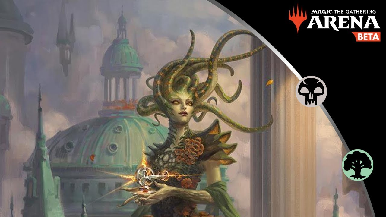 Golgari Value Town - Green/Black Midrange MTG Arena Gameplay and Deck Guide