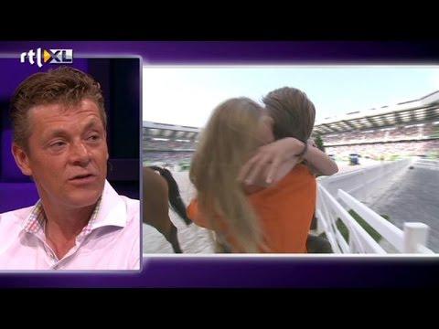 Jeroen Dubbeldam: Ik had het zelf iets moeilijk - RTL LATE NIGHT