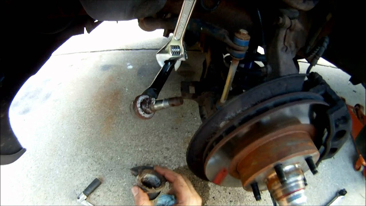 maxresdefault ford ranger tierod replacement how to youtube