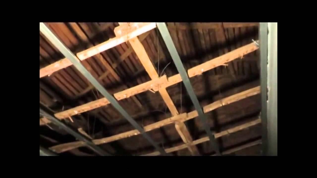 Pladur c mo colocar techos de pladur y quitar falsos - Colocar techos de pladur ...