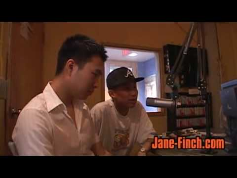 The lost radio interview with Paul Nguyen & Chuckie Akenz