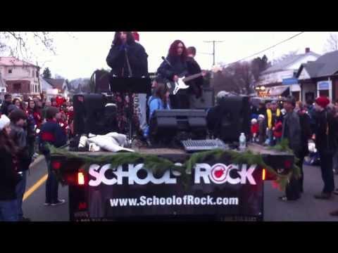 School of Rock Madison - John Lennon's Happy Xmas (War Is Over)