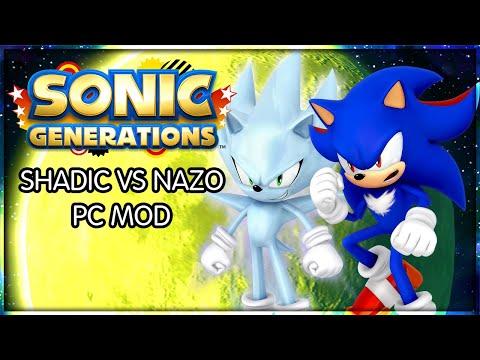 Sonic and Shadow Vs Nazo
