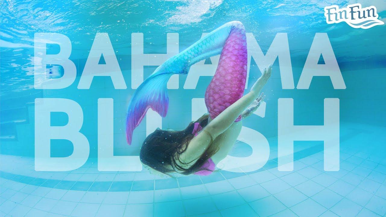 Bahama Blush  Limited Edition  Fin Fun Mermaid  YouTube