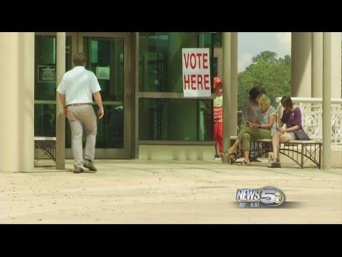 U.S. Senate Primary Election Today in Alabama